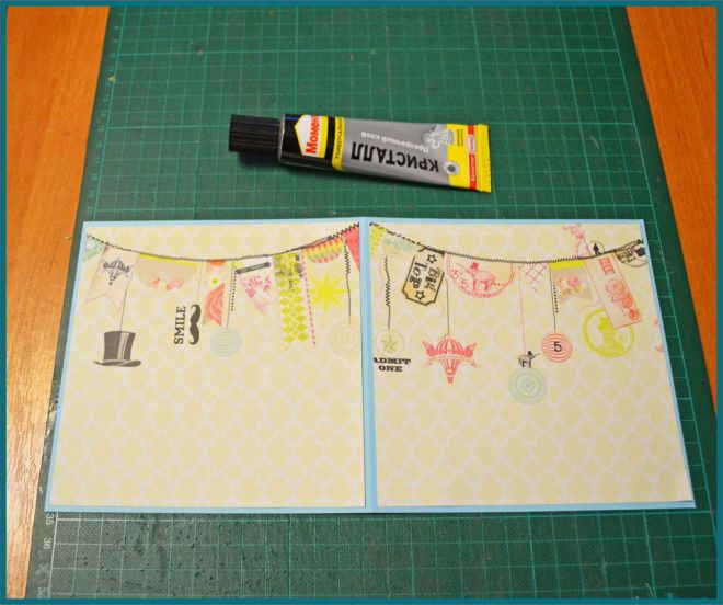 Ромашками, открытка для дедушке на день рождения своими руками
