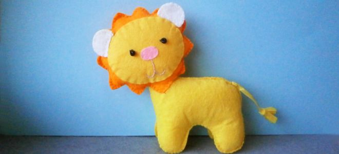 Игрушка лев своими руками фото 283