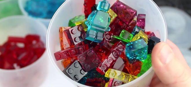 как сделать желейные конфеты