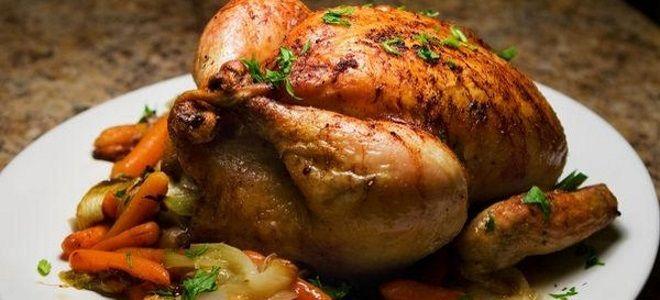 Домашняя курица гриль - рецепт пошаговый с фото