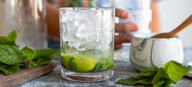 Мохито - рецепт алкогольный классический