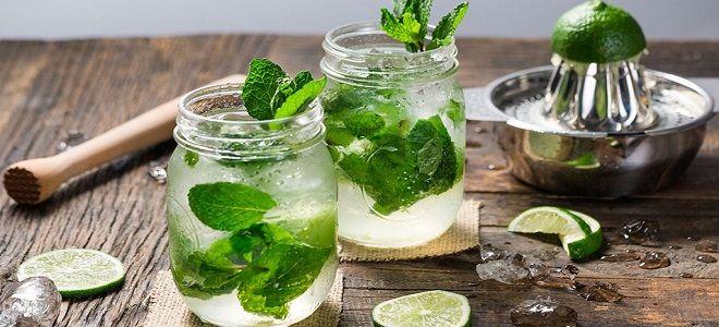 Мохито - рецепт алкогольный со спрайтом