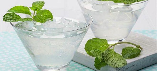 Рецепт мохито алкогольный с водкой
