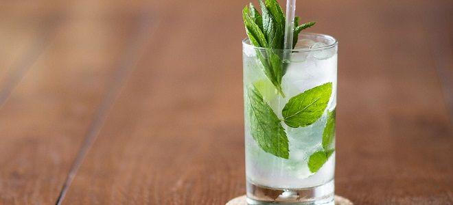 Рецепт мохито с джином
