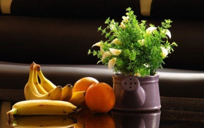 Цитрусы и бананы