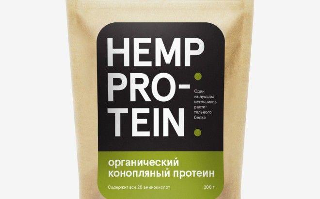 Клнопляный протеин