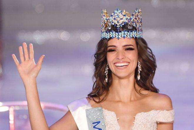 Новая Мисс Мира Ванесса Понс де Леон
