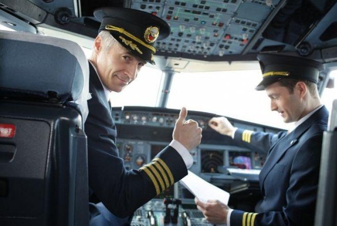 Пилоты без бороды