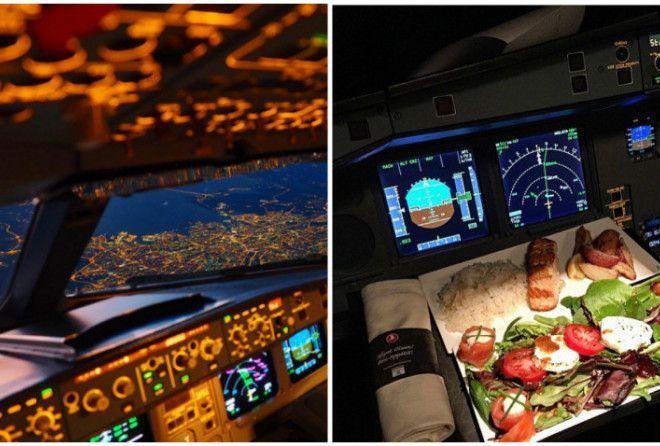Пилоты еда