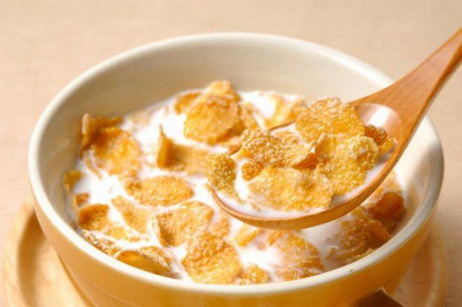 Завтраки на скорую руку