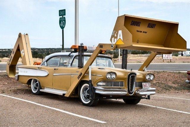 Авто для строителя