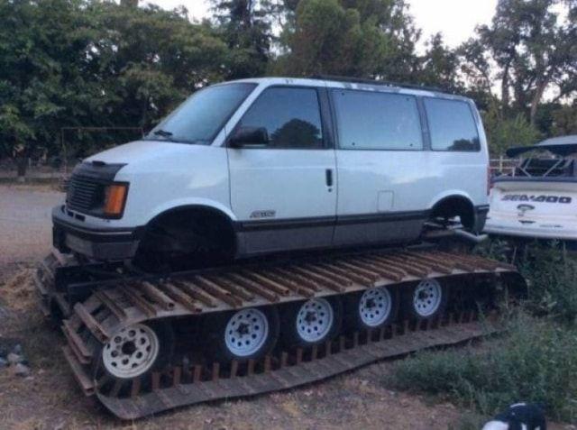 Авто танк