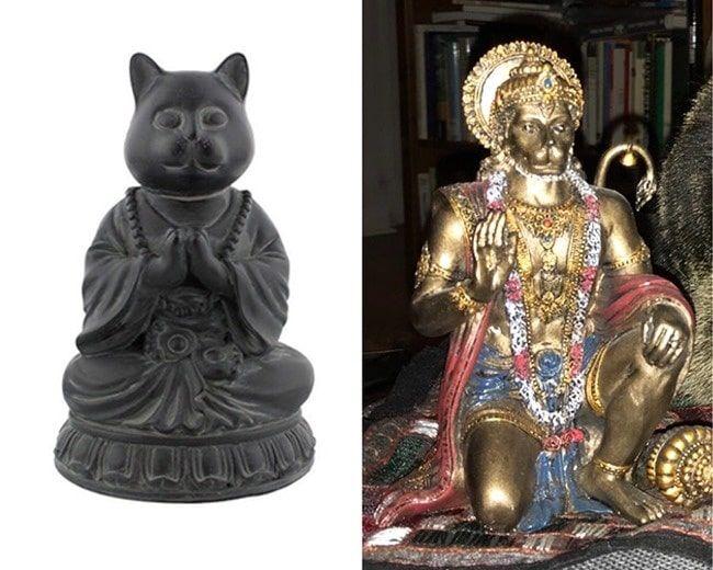 Будда и Шиву
