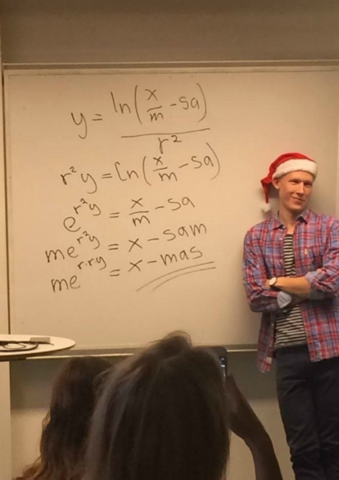 смешные фото математики объяснят материал