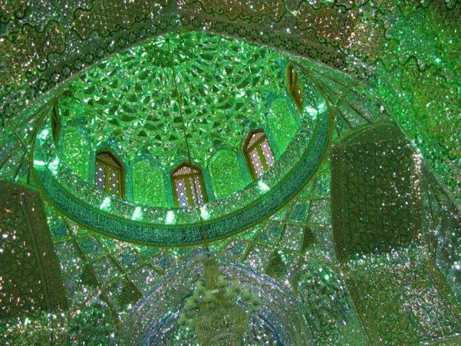 Мечеть Шах-Черах