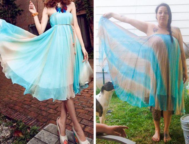 Платье и фигура
