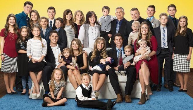 Семья Бейтс из США