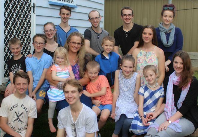 Семья Бонелл из Австралии