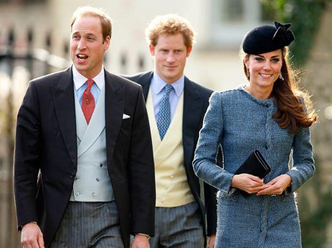 Принц Уильям на примере своей матери призвал общество не бояться ...