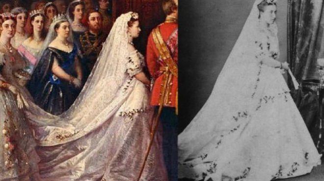 Первое белое платье