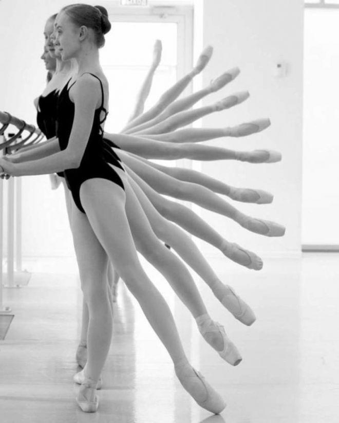 Занятия в балетной школе тоже могут быть интересными