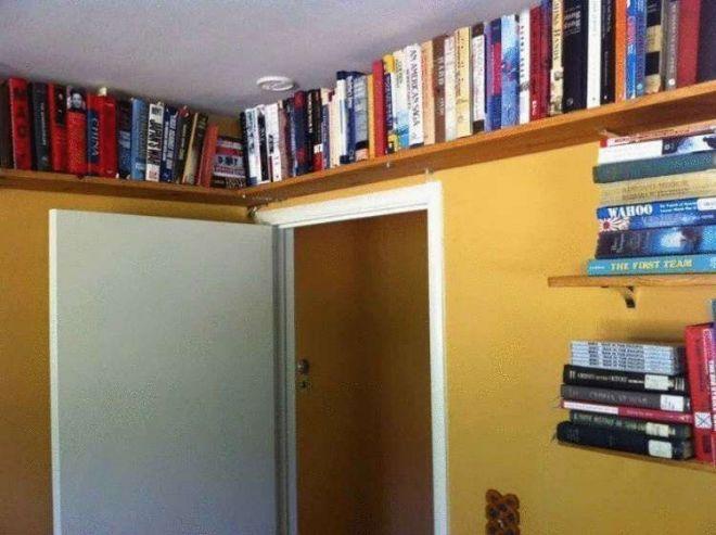 15. В доме есть книголюбы