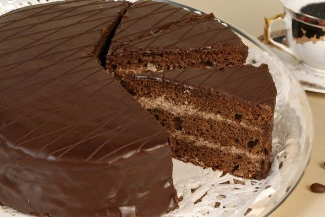 1 Родина торта – Италия
