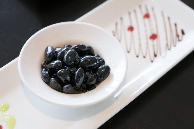 Черные бобы