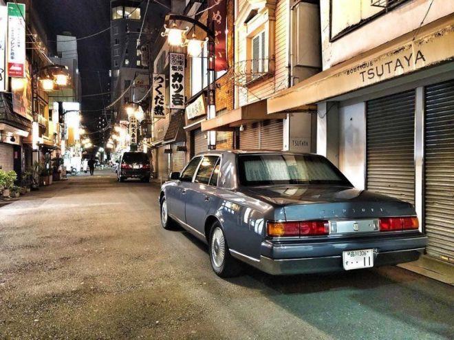 Токио считается безопасным мегаполисом, где по ночам гулять совсем не страшно