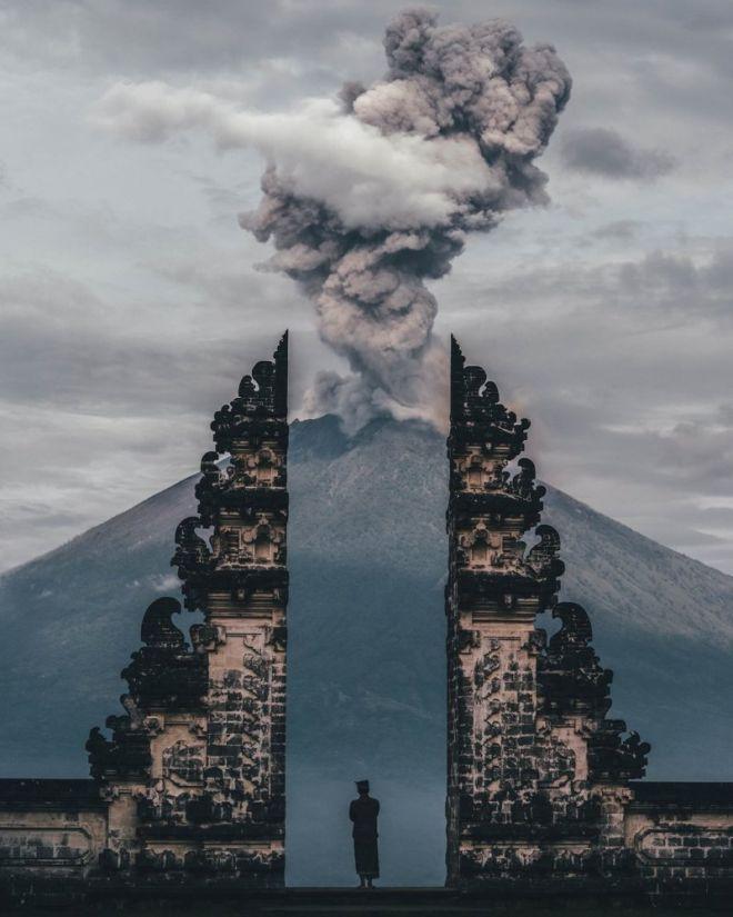Бали и Небесные врата