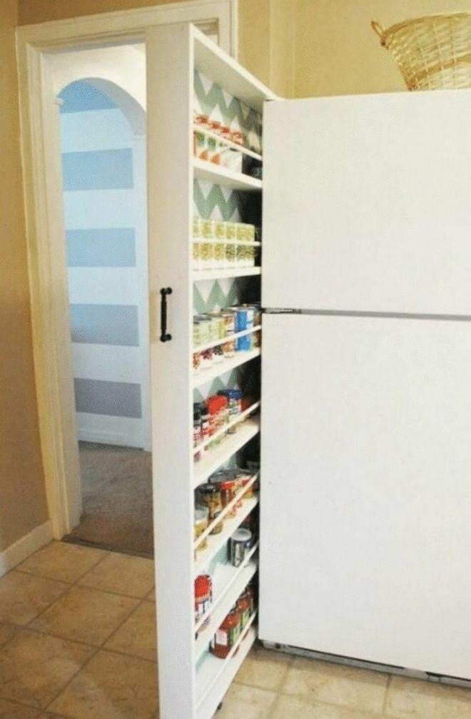 3. Похожий шкаф, только для кухни