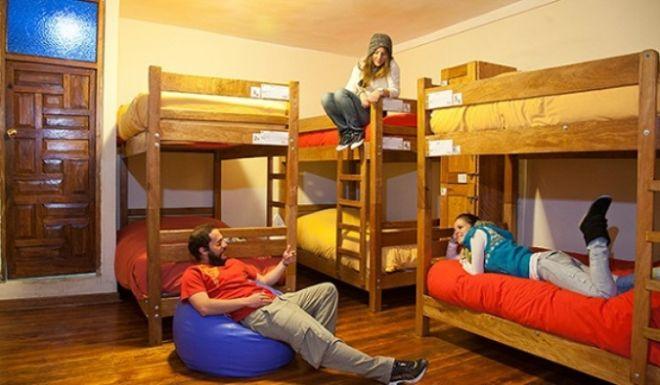 В хостелах невозможно выспаться, т.к. шумно