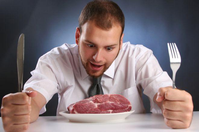 5. Раздельное питание, сыроядение