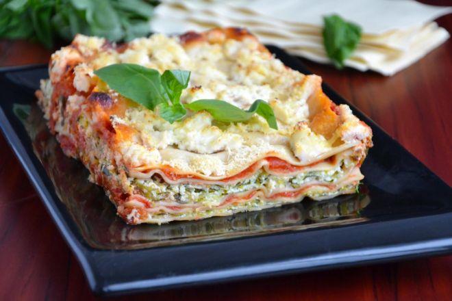 Тортилья или лаваш вместо листов для лазаньи