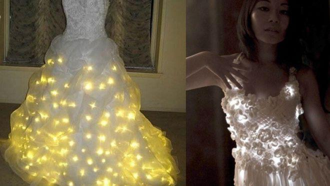 Самое необычное платье