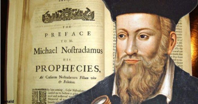 7 Предсказания Нострадамуса