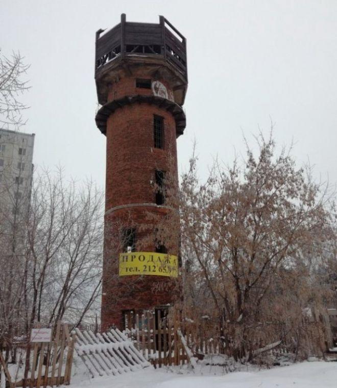 9. Кто желает купить башню