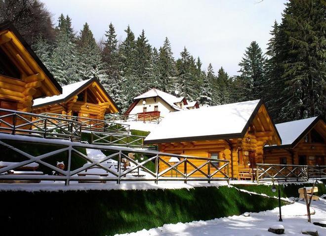 Апартаменты и велнес-центр «Зеленый поселок Ruševec»