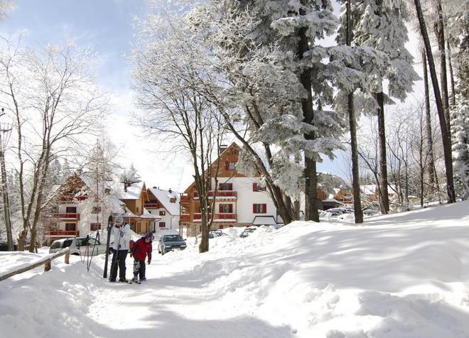 Курортный отель Bolfenk
