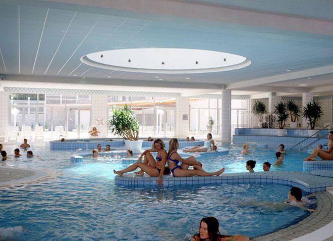 Отель «Хабакук» с термальными бассейнами