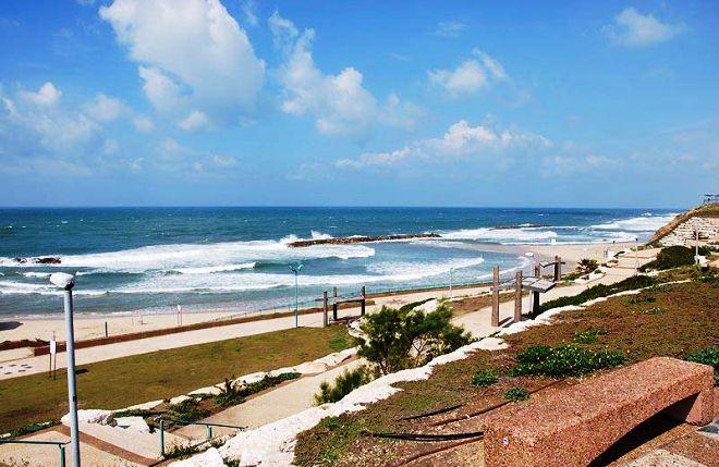 Пляж Ашкелона