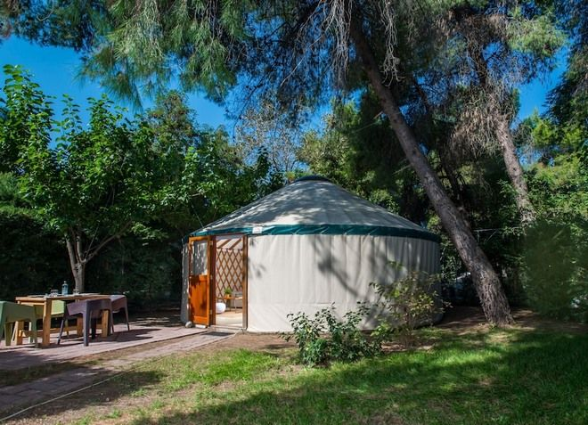 Camping Club Agia Anna (Фессалия)