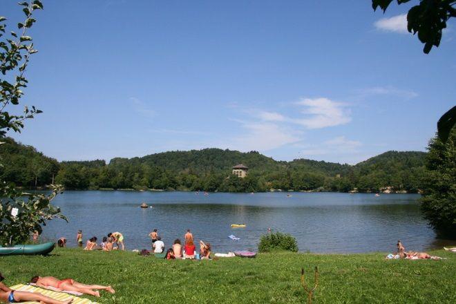 Озеро Почувадло
