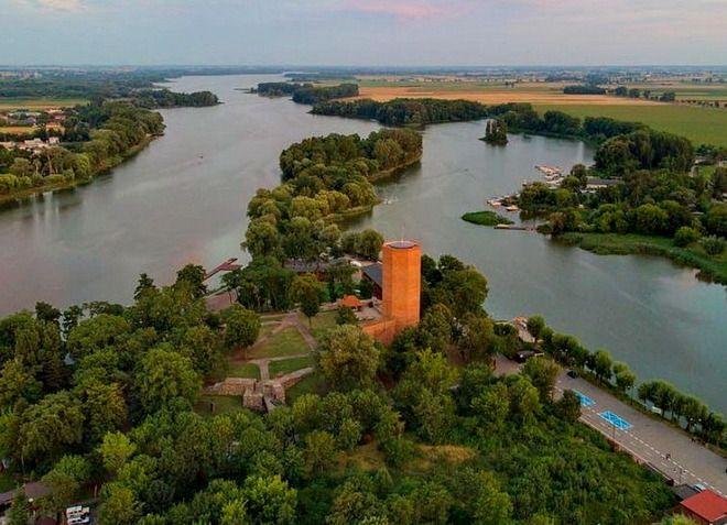 Озеро Гопло