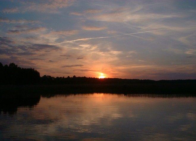 Озеро Рось