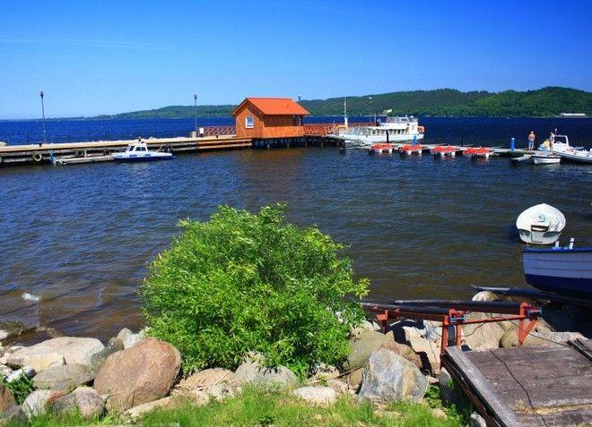 Жарновецкое озеро