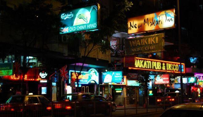 Список ночных клубов города серии мужской клуб