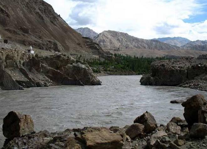Река Инд