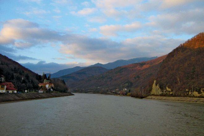 Олт - приток Дуная