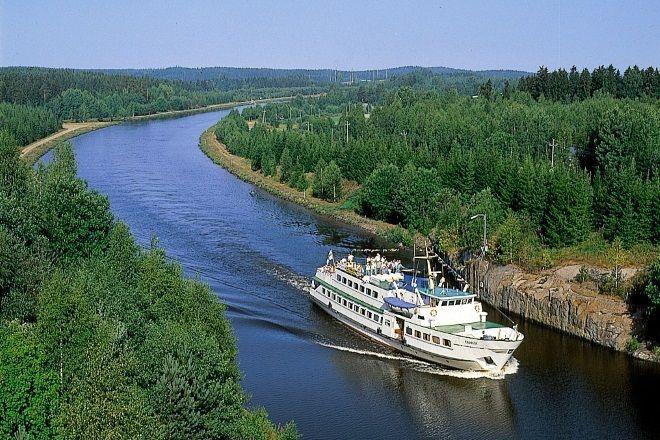 Круизы по озерам Финляндии